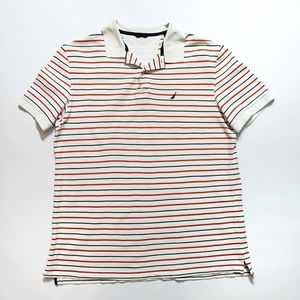 COMING SOON! Nautica Large Polo Striped